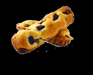 madeleines aux raisins Vital Ainé